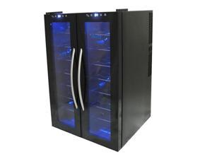 NewAir AW-320ED NewAir Dual Zone Thermoelectric Wine Cooler