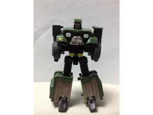 Transformers TakaraTomy Chronicle EZ Collection 02: TRACKER HOUND