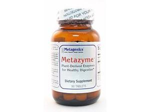 Metazyme - 90 - Tablet