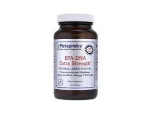 EPA DHA Extra Strength Natural Lemon Flavor - 60 - Softgel