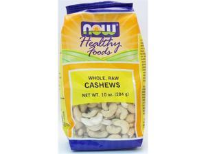 Whole Raw Cashews - 10 oz - Bag