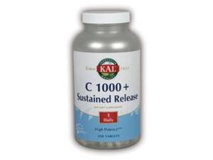 C-1000mg Timed Release - Kal - 250 - Sustained Release Tablet