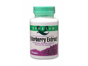 Elderberry Standardized Extract - Quantum - 60 - Capsule