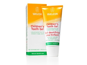 Dental Care-Children's Tooth Gel - Weleda - 1.7 oz - Toothpaste