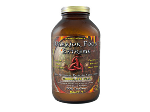 Warrior Force? Warrior Food? Extreme Chocolate Plus 250 Grams Powder by HealthForce Nutritionals
