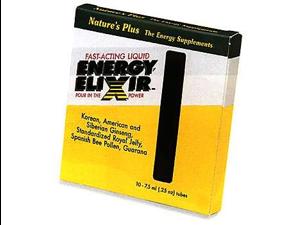 Energy Elixir 7.5ml - Nature's Plus - 20 - Tube