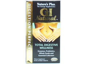 GI Natural - Nature's Plus - 90 - Tablet