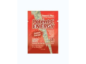 Energy Potent C Packets - Nature's Plus - 30 - Packet
