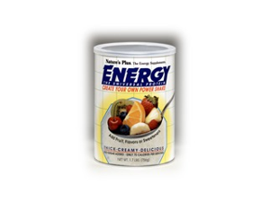 Energy Shake - Nature's Plus - 1.7 Lb. - Powder