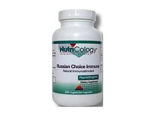 Russian Choice Immune - Nutricology - 200 - VegCap