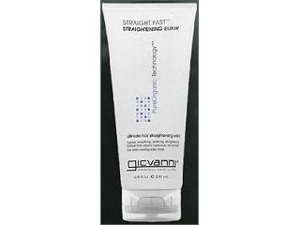 Straight Fast Straigthening Elixir - Giovanni - 6.8 oz - Liquid