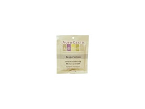 Mineral Bath-Inspiration - Aura Cacia - 2.5 oz - Bath Salt