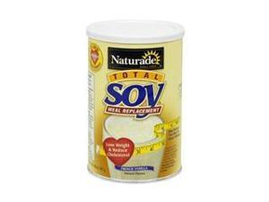 Total Soy Meal Replacement - French Vanilla - Naturade Products - 1.1 lbs - Powder