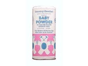 Baby Powder - Country Comfort - 3 oz - Powder