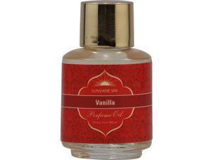 Sunshine Spa, Vanilla Perfume Oil .25 fl oz