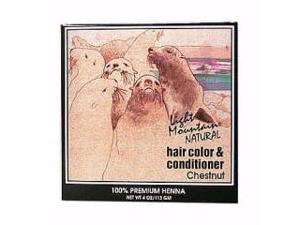 Hair Color & Conditioner- Chestnut - Light Mountain - 4 oz - Powder