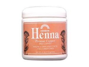 Copper Henna - Rainbow Research - 4 oz - Powder