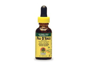 Pau D'Arco Extract No Alcohol - Nature's Answer - 1 oz - Liquid