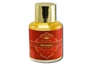 Wood Spice Oil - Sunshine Spa - 0.25 oz - Liquid