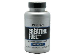 Mega Creatine Fuel - Twinlab, Inc - 60 - Capsule