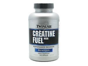 Mega Creatine Fuel - Twinlab, Inc - 120 - Capsule