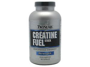 Creatine Fuel Stack - Twinlab, Inc - 180 - Capsule
