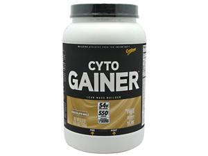 Cytogainer-Chocolate Malt - Cytosport - 3.5 lb - Powder