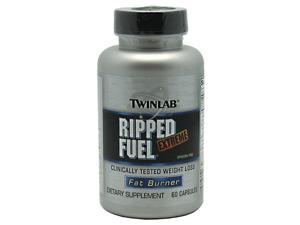 Ripped Fuel Extreme with Cycloburn - Twinlab, Inc - 60 - Capsule
