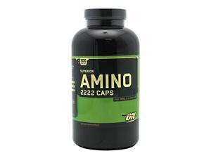 Superior Amino 2222 - Optimum Nutrition - 300 - Capsule