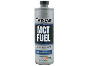 MCT Fuel (Emulsified Medium Chain Triglycerides) 16 Oz - Twinlab, Inc - 16 oz - Liquid