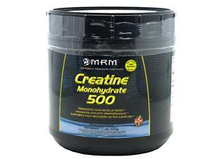 Creatine Monohydrate Powder (Micronized) - MRM (Metabolic Response Modifiers) - 500g - Powder