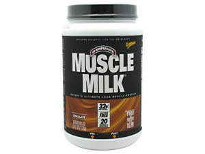 Muscle Milk Chocolate 2.47 lb by CytoSport