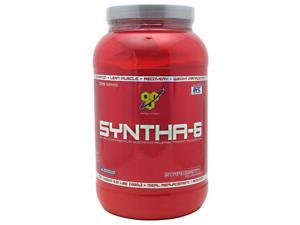 Syntha-6 Ultra-Premium Sustained Release Protein Powder-Strawberry - BSN - 2.91 lb (1320 g) - Powder