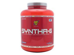 Syntha-6, Meal Replacement or Addition, Vanilla Ice Cream, 5.04 lbs (2.29 kg)