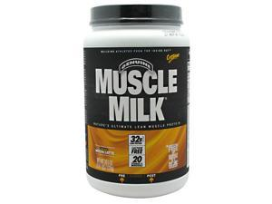 Muscle Milk Mocha Latte - Cytosport - 2.48 lbs - Powder