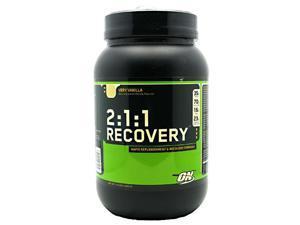 2:1:1 Recovery, Very Vanilla, 3.73 lbs, From Optimum