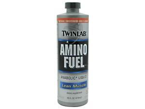 Amino Fuel Liquid Orange - Twinlab, Inc - 16 oz - Liquid