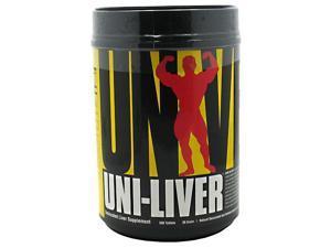Uni-Liver - Universal Nutrition - 500 - Tablet