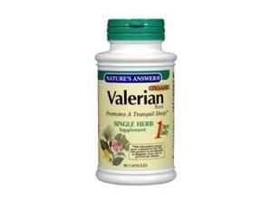 Valerian Root - Nature's Answer - 90 - Capsule