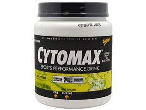 Cytomax? Sports Performance Mix Cool Citrus - 24 oz (1.5 lb / 680 Grams) by Cyto
