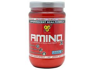 Amino-X Blue Raz - BSN - 1.25 lbs - Powder