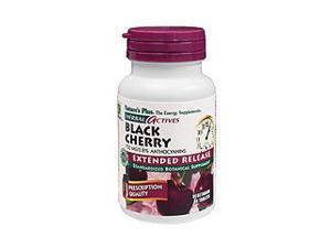 Extended Release Black Cherry - Nature's Plus - 30 - Tablet