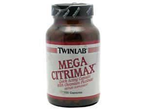 Mega Citrimax - Twinlab, Inc - 100 - Capsule