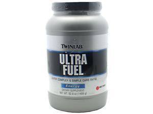 Ultra Fuel Powder-Fruit Punch - Twinlab, Inc - 3.3 Lb. - Powder
