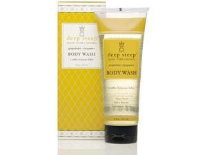 Grapefruit Bergamot Body Wash - Deep Steep - 8.45 oz - Liquid