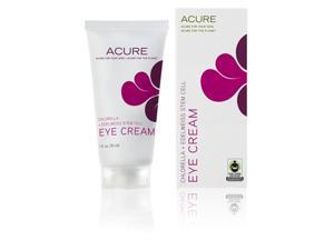 Eye Cream Chlorella Edelweiss Stem Cell - Acure Organics - 0.5 oz - Cream