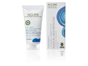 Radical Resurfacing Lotion - Acure Organics - 1 oz - Lotion