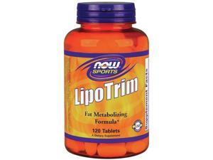 Lipo Trim - Now Foods - 120 - Tablet