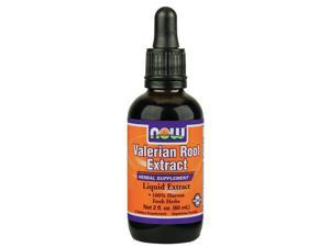 Valerian Root Extract - Now Foods - 2 oz - Liquid