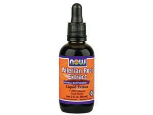 Valerian Root Extract - Now Foods - 2 oz - Liquid